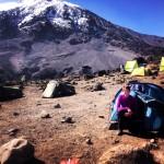 Kilimanjaro camp 4