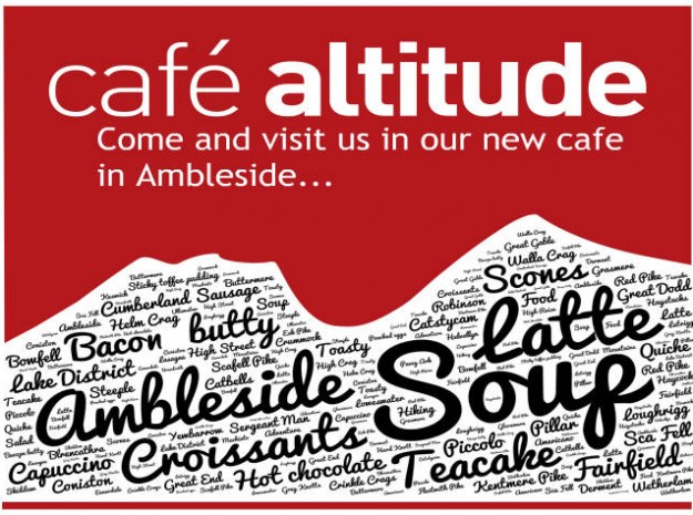 Cafe Altitude Ambleside